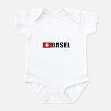 Basel, Switzerland Infant Bodysuit