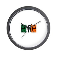Eire Wall Clock