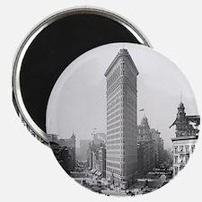 Flatiron Building Magnets