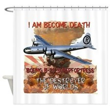 Enola Gay B-29 Shower Curtain