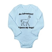 An Adventure? Alpaca my bags! Body Suit