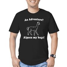 An Adventure? Alpaca my bags! T-Shirt