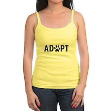 Adopt dogs Tank Top