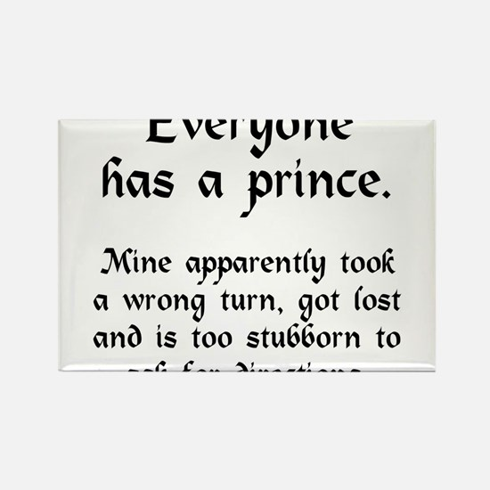 everyoneprince1 Magnets