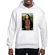 Mona's Ruby Cavalier Hoodie