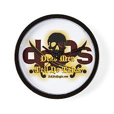 Cool Dap Wall Clock