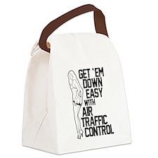 Get Em Down ATC Canvas Lunch Bag