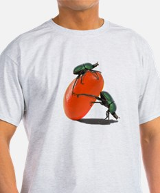 dung beetle and Jelly bean T-Shirt