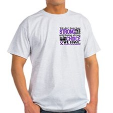 Pancreatic Cancer HowStrongWeAre T-Shirt