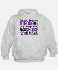 Pancreatic Cancer HowStrongWeAre Hoodie