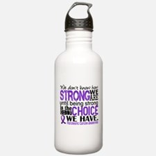 Pancreatic Cancer HowS Water Bottle