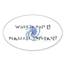 Parallel Universe Decal