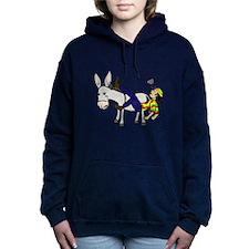 Stoned Off My Ass Women's Hooded Sweatshirt