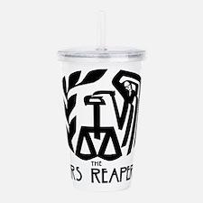 IRS Reaper Acrylic Double-wall Tumbler