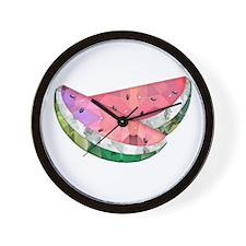 Funny Juicy Wall Clock