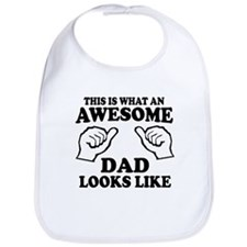 This is what an awesome dad looks like T-shirts Bi
