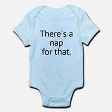 Theres a nap for that. Body Suit