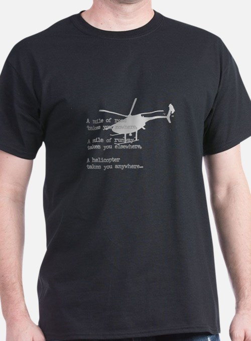 Cute Hovering T-Shirt