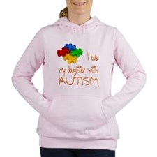 Autistic Daughter Women's Hooded Sweatshirt
