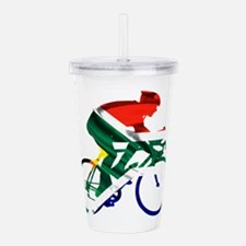 Tour of South Africa Acrylic Double-wall Tumbler