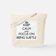Funny Attenuator Tote Bag