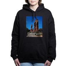 Moab Utah Sentinal Women's Hooded Sweatshirt