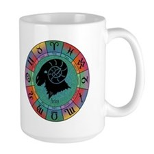 Aries the Ram Mug