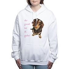 Cute Lindasartwork Women's Hooded Sweatshirt
