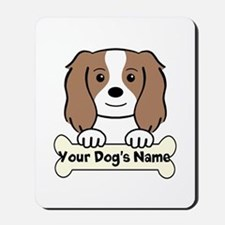 Personalized Cavalier Mousepad