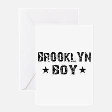 Brooklyn Boy Greeting Cards