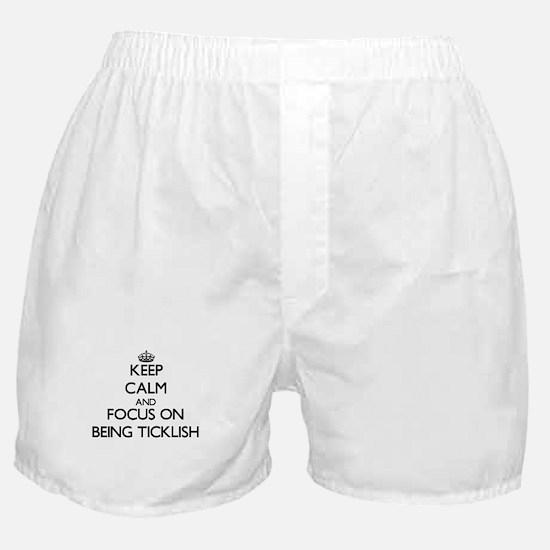 Unique Ticklish Boxer Shorts
