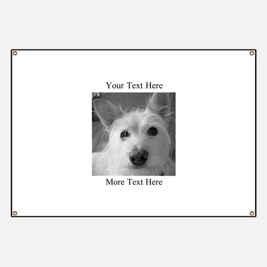 Your Text and Your Photo Here Banner
