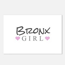 Bronx Girl Postcards (Package of 8)