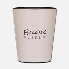Bronx Girl Shot Glass