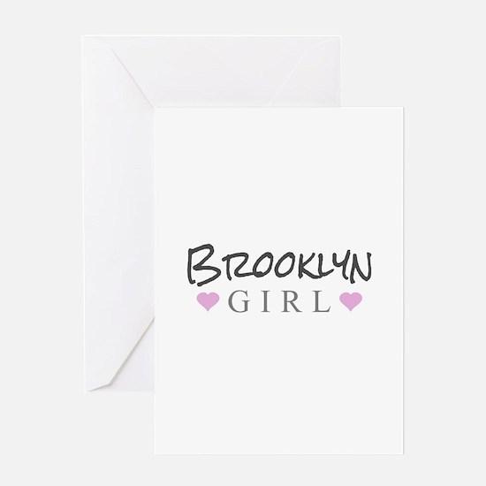 Brooklyn Girl Greeting Cards