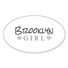 Brooklyn Girl Decal