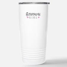 Brooklyn Girl Travel Mug