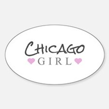 Chicago Girl Decal