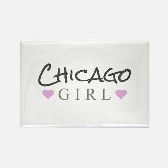 Chicago Girl Magnets