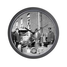 Cool Ford model a Wall Clock