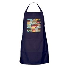 All Of The Above Apron (dark)