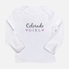 Colorado Girl Long Sleeve T-Shirt