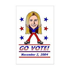 Vote 2004 Color Posters