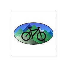 MOUNTAIN-BIKE-IMAGE Sticker