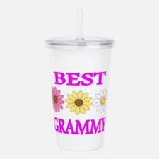 Best Grammy Acrylic Double-wall Tumbler