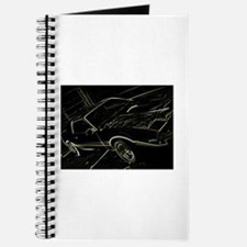 Unique T bird mens Journal