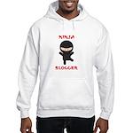 Ninja Blogger Hooded Sweatshirt
