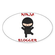 Ninja Blogger Decal