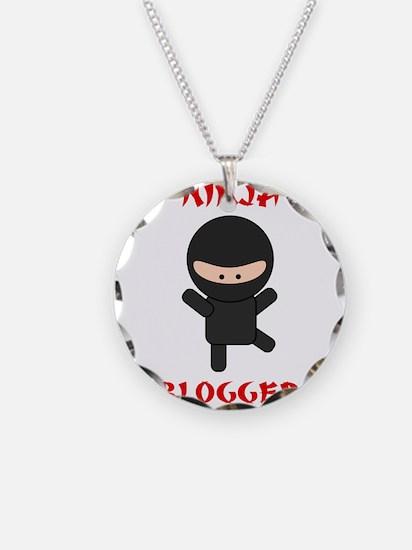Ninja Blogger Necklace