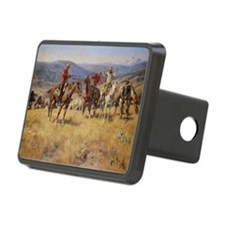 Vintage Cowboys Hitch Cover